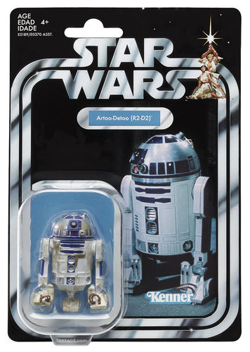 THE VINTAGE COLLECTION - R2-D2 3,75""