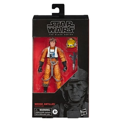 BLACK SERIES WEDGE ANTILLES 6""