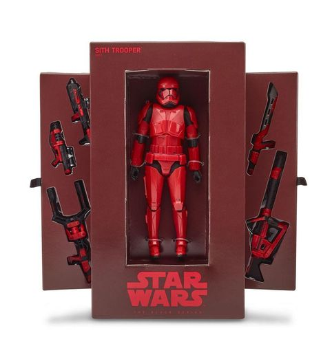 BLACK SERIES SITH TROOPER (THE RISE OF SKYWALKER) / SDCC EXCLUSIVE