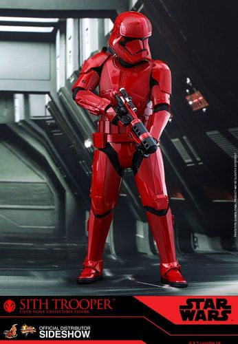 HOT TOYS STAR WARS SITH TROOPER (THE RISE OF SKYWALKER) 1/6