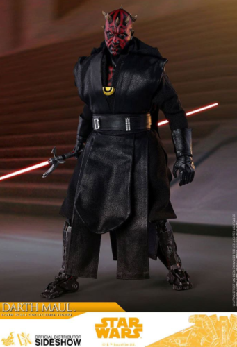 HOT TOYS STAR WARS DARTH MAUL (SOLO) 1/6