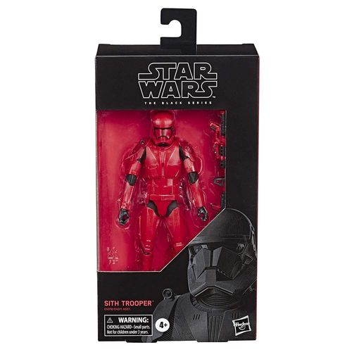 BLACK SERIES SITH TROOPER 6""