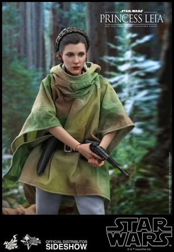 HOT TOYS STAR WARS PRINCESS LEIA (ENDOR) 1/6  MMS549
