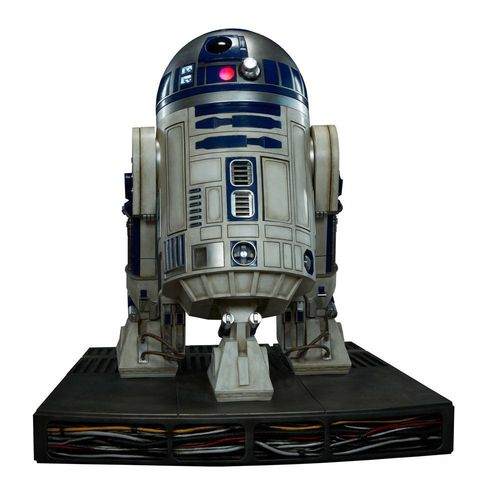 SIDESHOW STAR WARS R2-D2 LIFE-SIZE STATUE 1/1