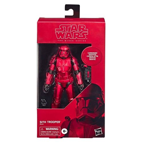 "SITH TROOPER CARBONIZED VERSION 6"" / AMAZON USA EXCLUSIVE"