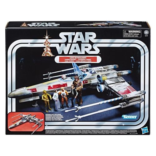 THE VINTAGE COLLECTION - LUKE SKYWALKER'S X-WING FIGHTER 3,75""