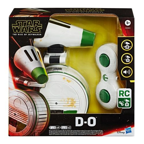 THE RISE OF SKYWALKER - RC (RADIO CONTROLED) D-0