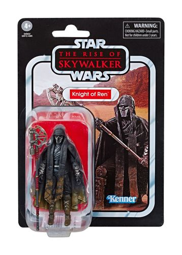 THE VINTAGE COLLECTION - KNIGHT OF REN 3,75""