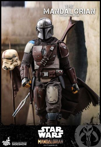 HOT TOYS STAR WARS THE MANDALORIAN - THE MANDALORIAN 1/6 TMS007