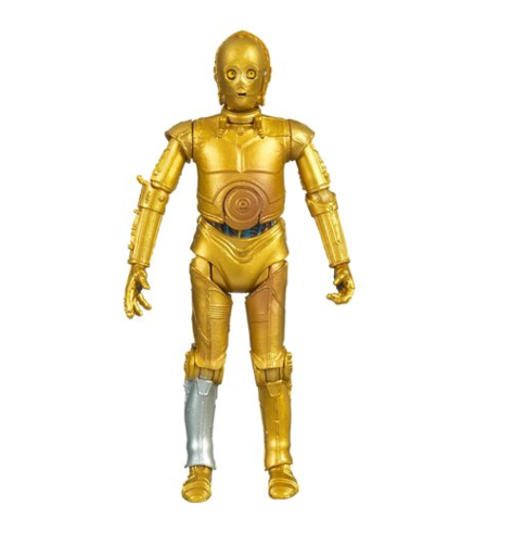 THE VINTAGE COLLECTION - C-3PO 3,75""