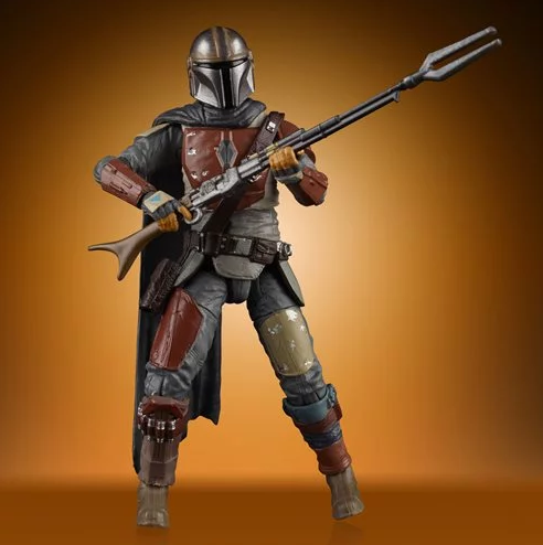 THE VINTAGE COLLECTION - THE MANDALORIAN 3,75""