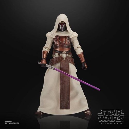 "JEDI KNIGHT REVAN 6"" / GAMESTOP USA EXCLUSIVE"