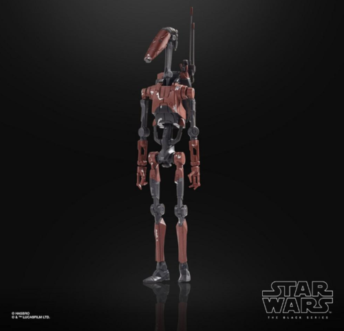 "HEAVY BATTLE DROID 6"" / GAMESTOP USA EXCLUSIVE"
