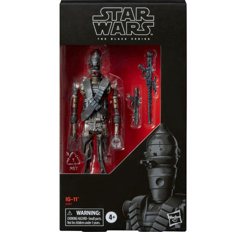 "IG-11 (THE MANDALORIAN) 6"" / BEST BUY EXCLUSIVE"