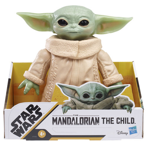 STAR WARS THE MANDALORIAN - THE CHILD ACTION FIGURE 6,5""