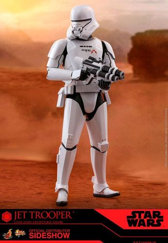 HOT TOYS STAR WARS FIRST ORDER JET TROOPER 1/6 MMS561