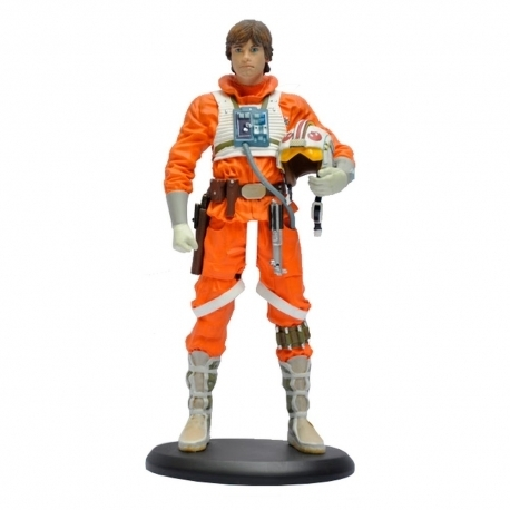 ATTAKUS STAR WARS ELITE COLLECTION LUKE SKYWALKER (SNOWSPEEDER PILOT) /18 CM