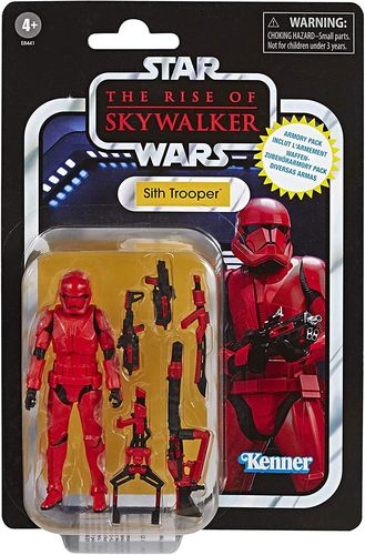 THE VINTAGE COLLECTION - SITH TROOPER + ARMORY PACK VC162A / AMAZON USA EXCLUSIVE