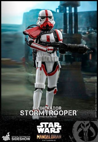 HOT TOYS STAR WARS INCINERATOR STORMTROOPER (THE MANDALORIAN) 1/6 TMS012