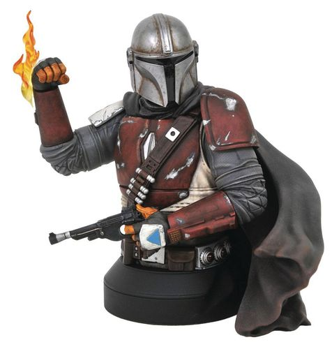 GENTLE GIANT THE MANDALORIAN BÜSTE 1/6