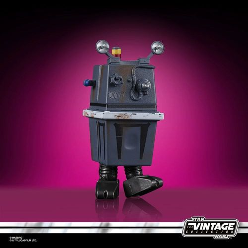 THE VINTAGE COLLECTION - POWER DROID 3,75""
