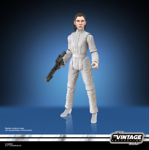 THE VINTAGE COLLECTION - PRINCESS LEIA (BESPIN) 3,75""