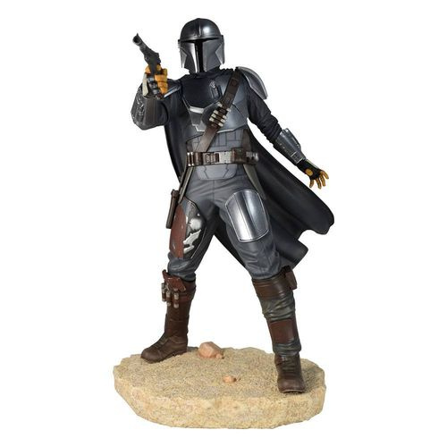 GENTLE GIANT STAR WARS THE MANDALORIAN (BESKAR ARMOR) PREMIER COLLECTION 1/7