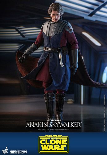 HOT TOYS STAR WARS ANAKIN SKYWALKER (THE CLONE WARS) 1/6  TMS019