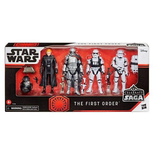 CELEBRATE THE SAGA 2020 - THE FIRST ORDER 5-PACK
