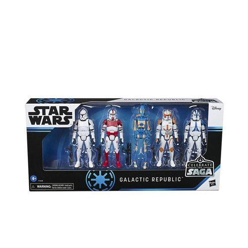 CELEBRATE THE SAGA 2020 - GALACTIC REPUBLIC 5-PACK