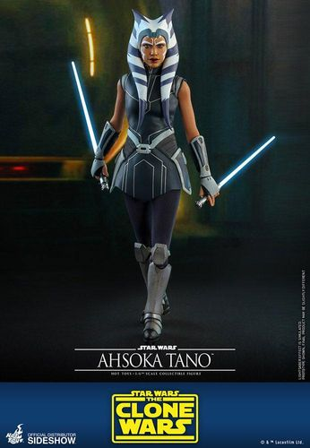 HOT TOYS  STAR WARS AHSOKA TANO (THE CLONE WARS) 1/6 TMS021
