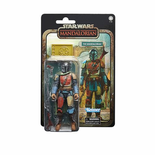 "CREDIT COLLECTION - THE MANDALORIAN 6"" / AMAZON EXCLUSIVE"