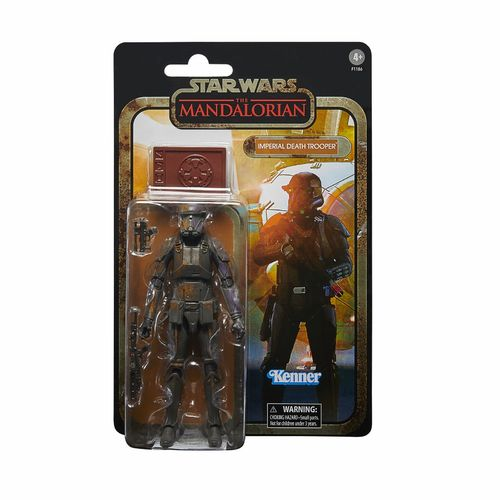 "CREDIT COLLECTION - IMPERIAL DEATH TROOPER 6"" / AMAZON EXCLUSIVE"