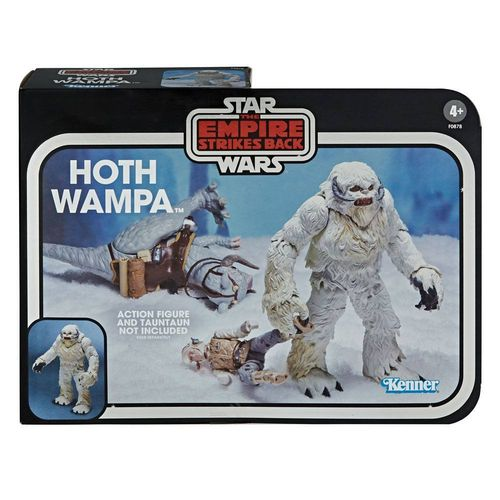 THE VINTAGE COLLECTION - HOTH WAMPA / CON EXCLUSIVE