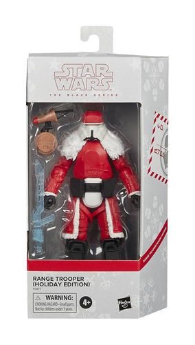 "RANGE TROOPER (HOLIDAY EDITION) 6"" / TARGET EXCLUSIVE"