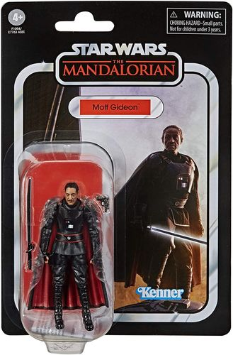 THE VINTAGE COLLECTION - MOFF GIDEON (THE MANDALORIAN) 3,75""