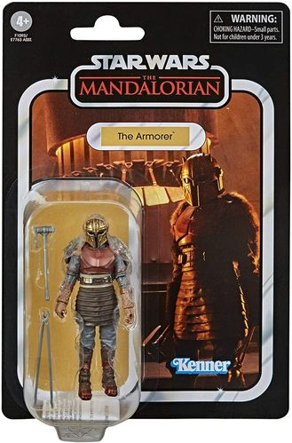 THE VINTAGE COLLECTION - THE ARMORER (THE MANDALORIAN) 3,75""