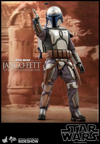 HOT TOYS STAR WARS JANGO FETT 1/6  MMS589