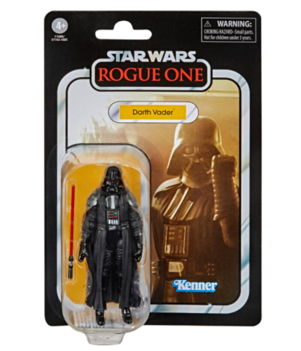 THE VINTAGE COLLECTION - DARTH VADER (ROGUE ONE) VC178  3,75""