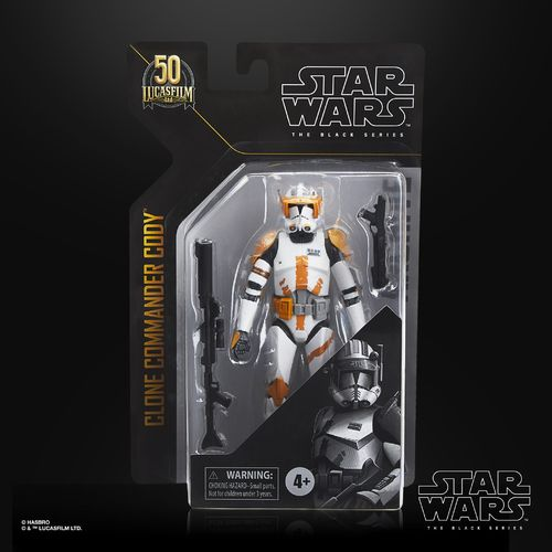 ARCHIVE LINE COMMANDER CODY 6""