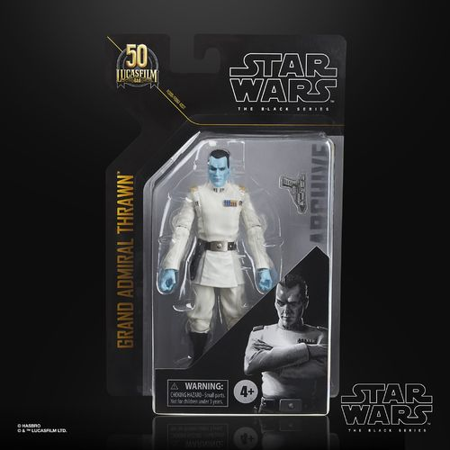 ARCHIVE LINE GRAND ADMIRAL THRAWN 6""