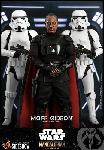 HOT TOYS STAR WARS MOFF GIDEON (THE MANDALORIAN) 1/6  TMS029