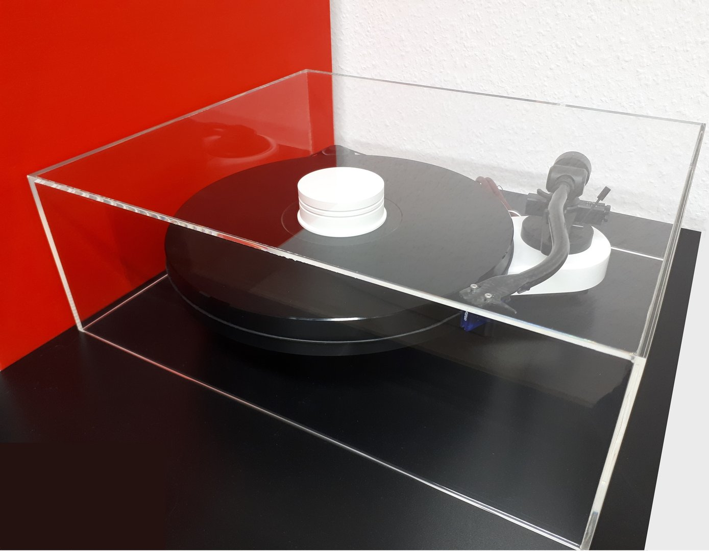 ACRYLIC COVER for turntable Pro-Ject RPM 1 Carbon | RPM 1.3 Genie
