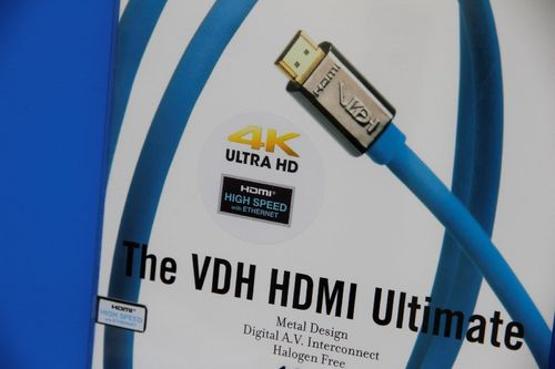 van den Hul The VDH HDMI Ultimate 4k (Halogen Free) | HDMI Cable