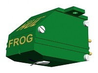 van den Hul The FROG ® Gold Version – Tonabnehmersystem