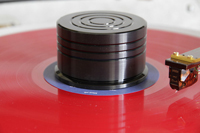 260g DELTA DEVICE Record Puck - HIFI Tuning Accessoires
