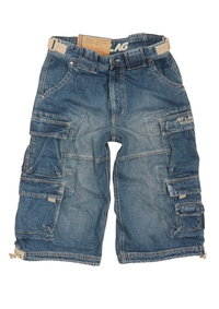 Jetlag 007 B Bermuda Short denim light navy