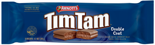 TimTam Double Coat,           1,99 €/100g