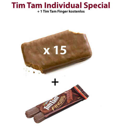 TimTam Indvidual SPECIAL (15+2 St.), 3,53 €/100g