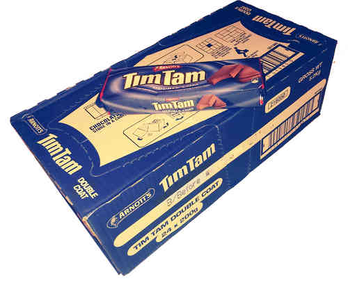 TimTam Double Coat Karton          1,99 €/100g